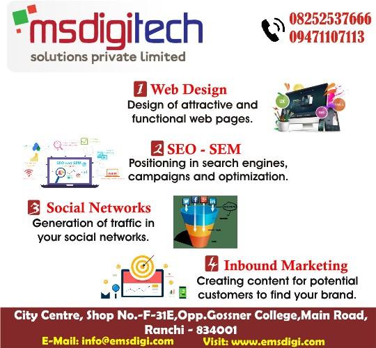 Search engine marketing (SEM) In Ranchi