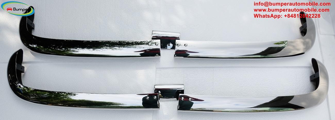 Borgward Arabella bumpers